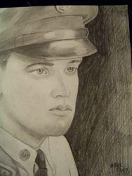 Military Elvis