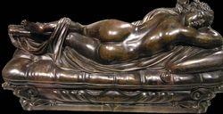 Susini, Hermaphroditus Sleeping, 1639
