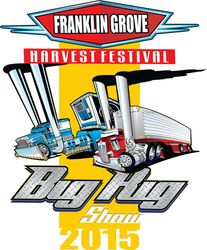 Poster for the 3rd annual Truck Show