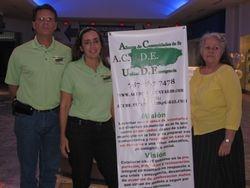 Arnold, Dalia y Dalila