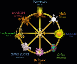 Sabbath Wheel