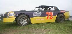 The 2012 72 car!