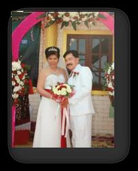 Khun Arkhom & Maem, co-workers