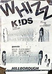 Whizz Kids at Hillsborough 1979