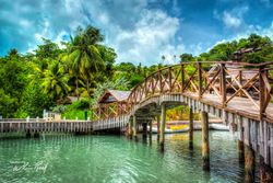 Marigot Bridge 2