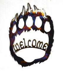 Customized bear claw