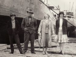 Delfzijl 1958