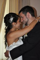 1st Dance as husband & wife