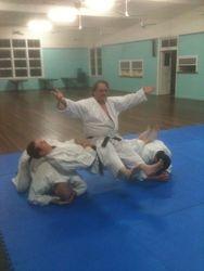 Aikido Planking