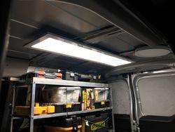 Cargo Flat Panel LED Light