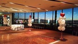 Floorstanding Balloons Bouquets Helium