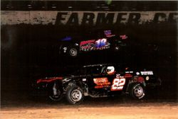 Racing in the FC street stock special