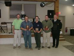 Outstanding Firefighter Award