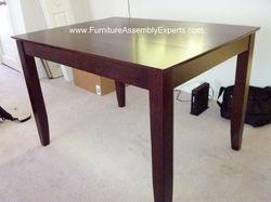 sears dining table installation service in fairfax VA