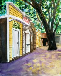 Side Street at Fort Hope