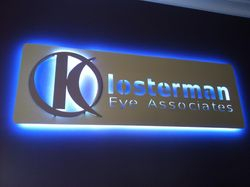 LED Klosterman Inside Sign