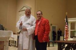 Pentecostes- Predicacion a cargo de Mons. Martin Avalos