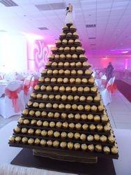 Ferrero Rocher Pyramid, Holds 480 Ferreros £199