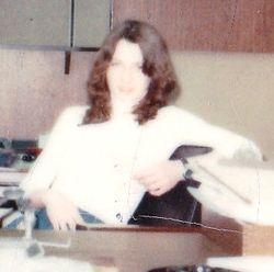 Mailroom clerk - 1979