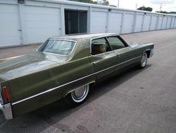 38.70 Cadillac De Ville Sedan.