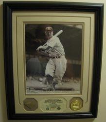 Lou Gehrig Highland Mint Game Used Bat