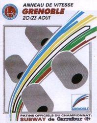 1987 - Grenoble, France