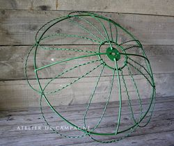 #29/265 FRENCH WIRE PARASOL