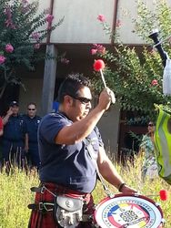 New Braunfels FD Pipes and Drums 5