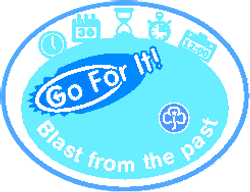 Go For It Badge (Blast from the past)