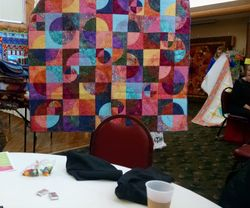 Another Beautiful Quilt from Patti