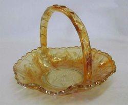 Diamond Point May basket by Matthew Turnbull