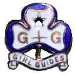 1930s Cadet Promise Badge