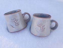 Bear Paw Mugs