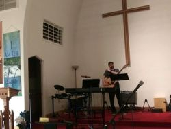 Worship Director- Joshua Rehan
