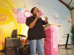 Our PP Girl's Conference -Wolmer's - Sept.-2008