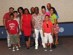 Charles' family