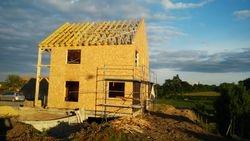 Vaubadon maison en bois