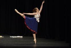 Morgan Past student of Leisa Payne School of Dance