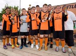 Bombers Cup Winners
