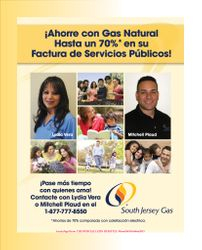 South Jersey Gas / Gas / South / Jersey