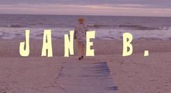 JANE B. END TITLE