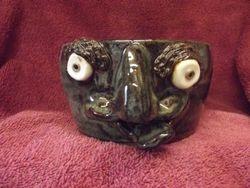 Face Yarn Bowl