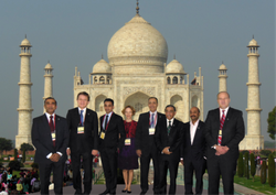 ENT Masterclass in the shadows of the Taj Mahal