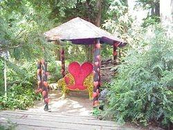 Garden pavillon