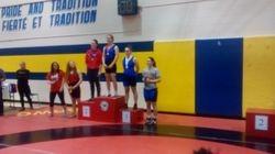 Klara Patel - 2nd place at Juvenile Provincials 2016