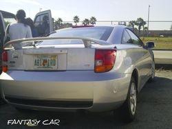 --Toyota Celica