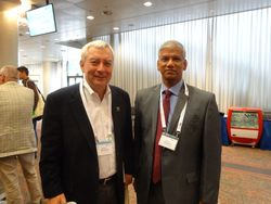 Prof. R. J. Bernhard, Vice President, Notre Dame University, USA