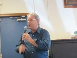 Speaker Steve White on NH birds