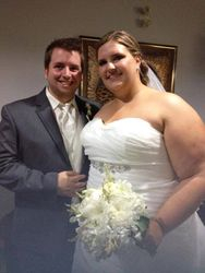 Chris and Kristine