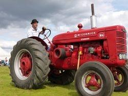 IH McCormick W6 standard tractor